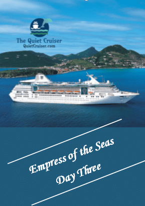 Day Three On Empress Of The Seas Key West Empress Of The Seas Cruise Ship Reviews Cruise