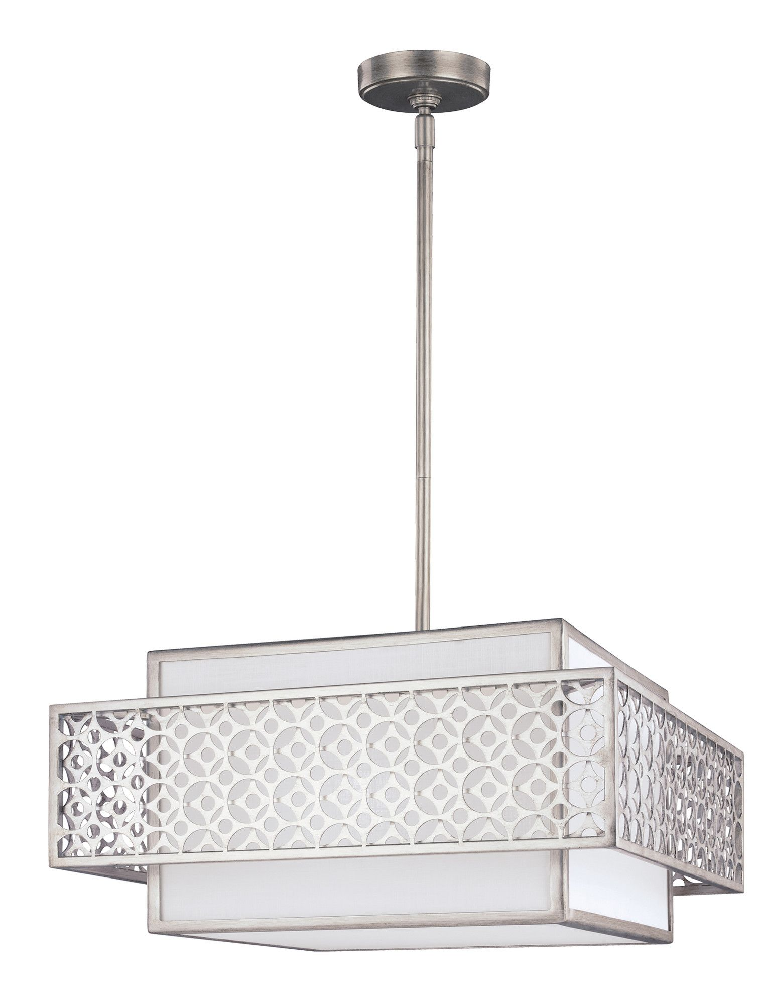 Permenter 3 Light Foyer Pendant