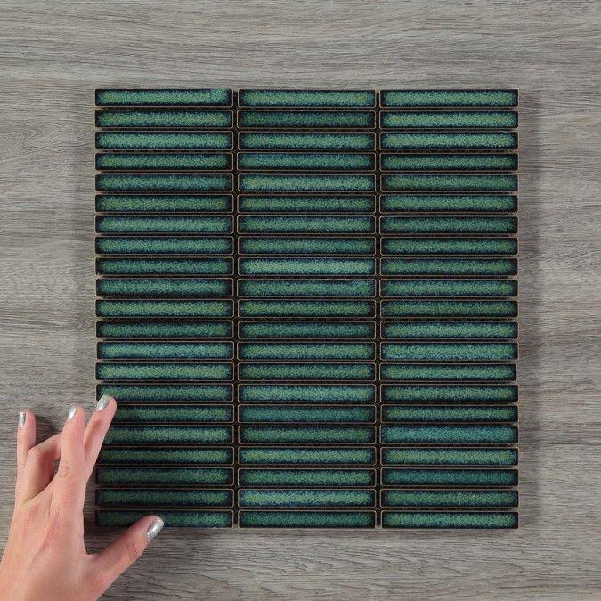 Japanese Impression Jade Tiles Online Green Subway Tile