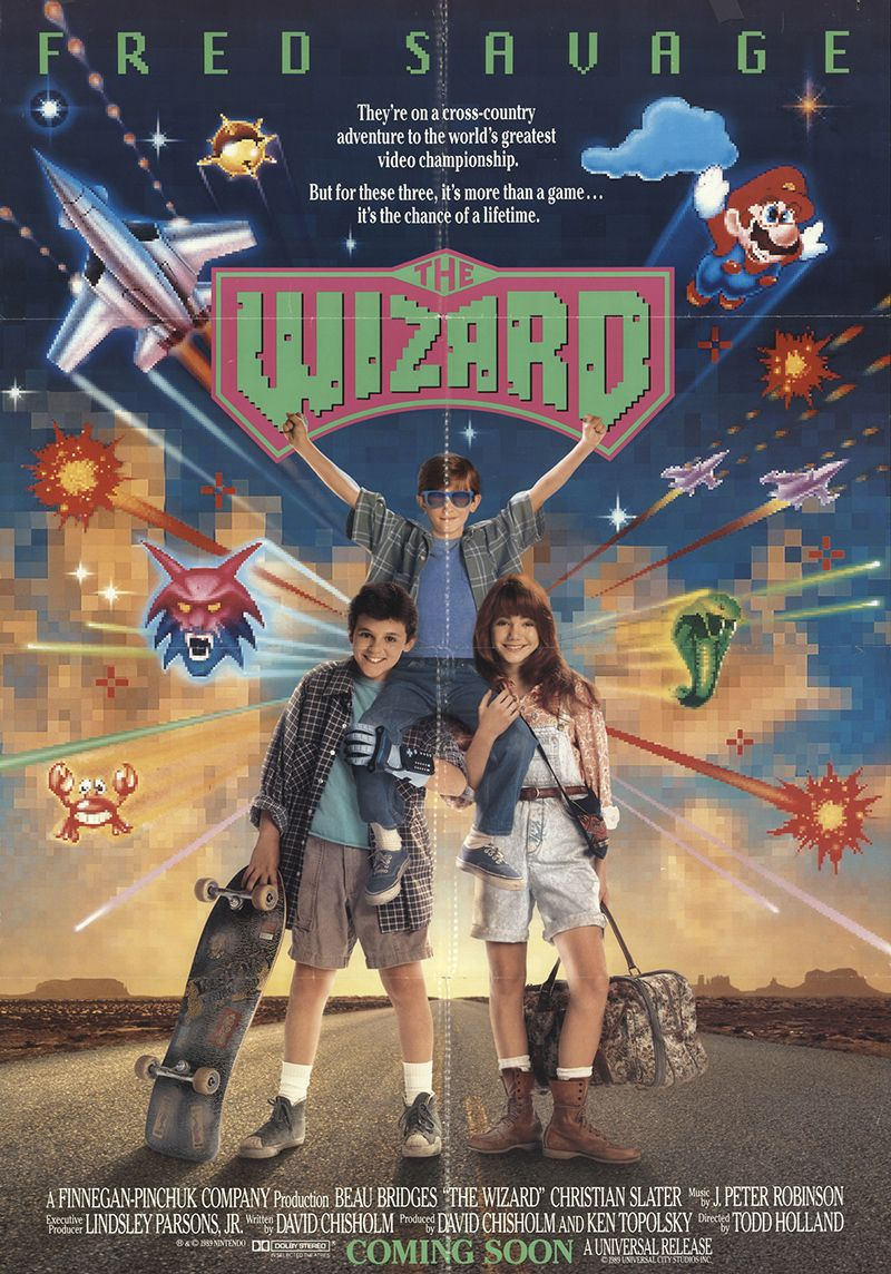 The Wizard (also known as Joy Stick Heroes in Germany