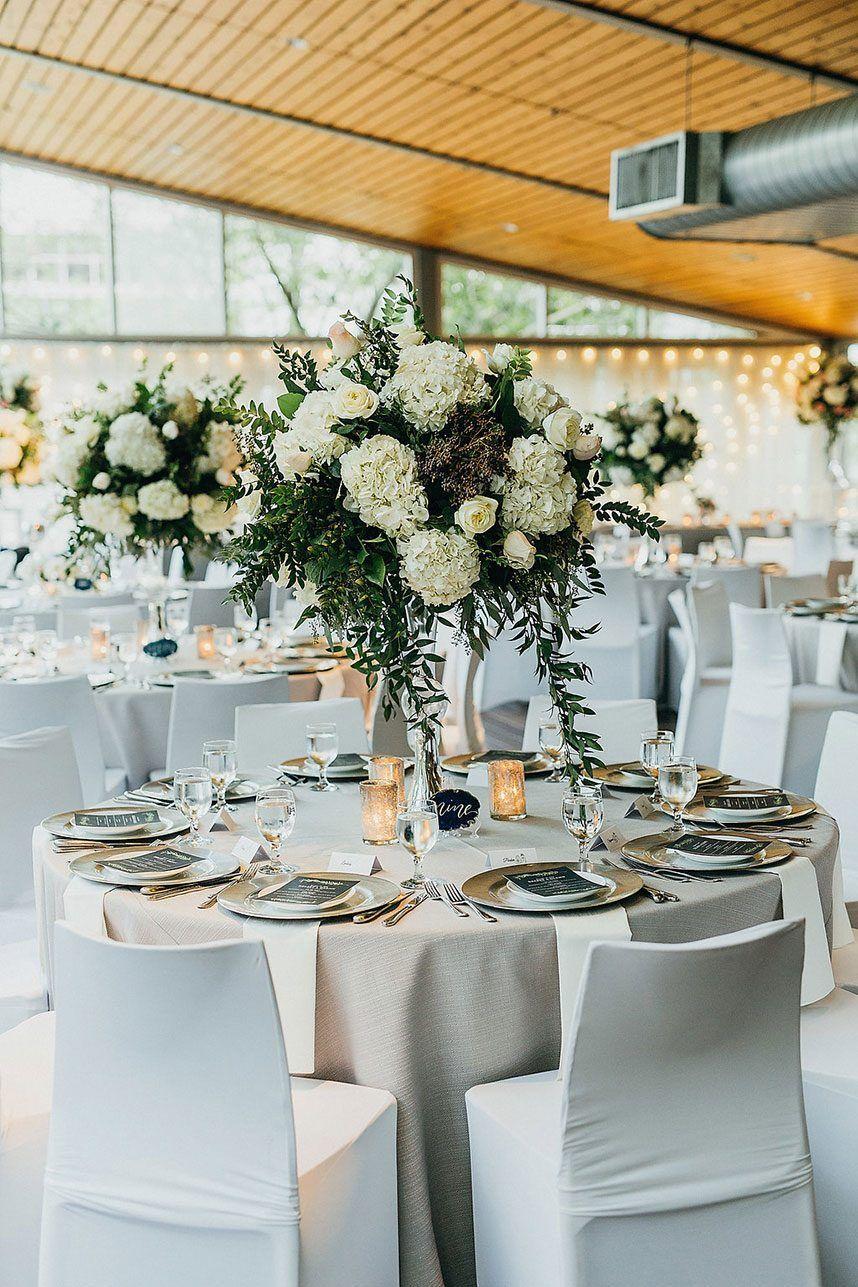 Tall Freeform Fl Centerpiece Grant Daniels Photography Weddings By Jesse The Grove Houston Bridesofhouston Wedding Weddinginspiration