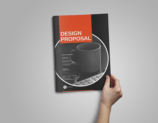 Design Proposal W  Complement on Behance #proposal #template - web design proposal template