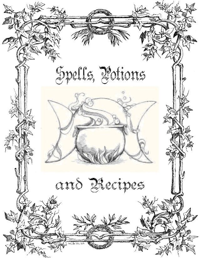 photograph relating to Printable Wiccan Coloring Pages called Absolutely free wiccan coloring webpages