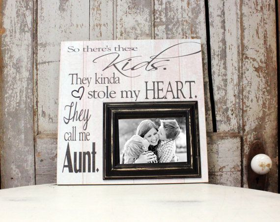 Aunt Uncle Auntie Aunt Gift Uncle Gift Aunt by MadiKayDesigns ...