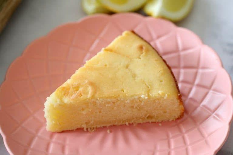 Easy Sour Cream Lemon Cake Recipe Easy Christmas Cake Recipe Christmas Cakes Easy Lemon Cake