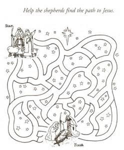 coloring pages Sunday School the Tabernacle puzzle