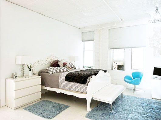 unexpected guests new york loft rooms pinterest bedroom rh pinterest com