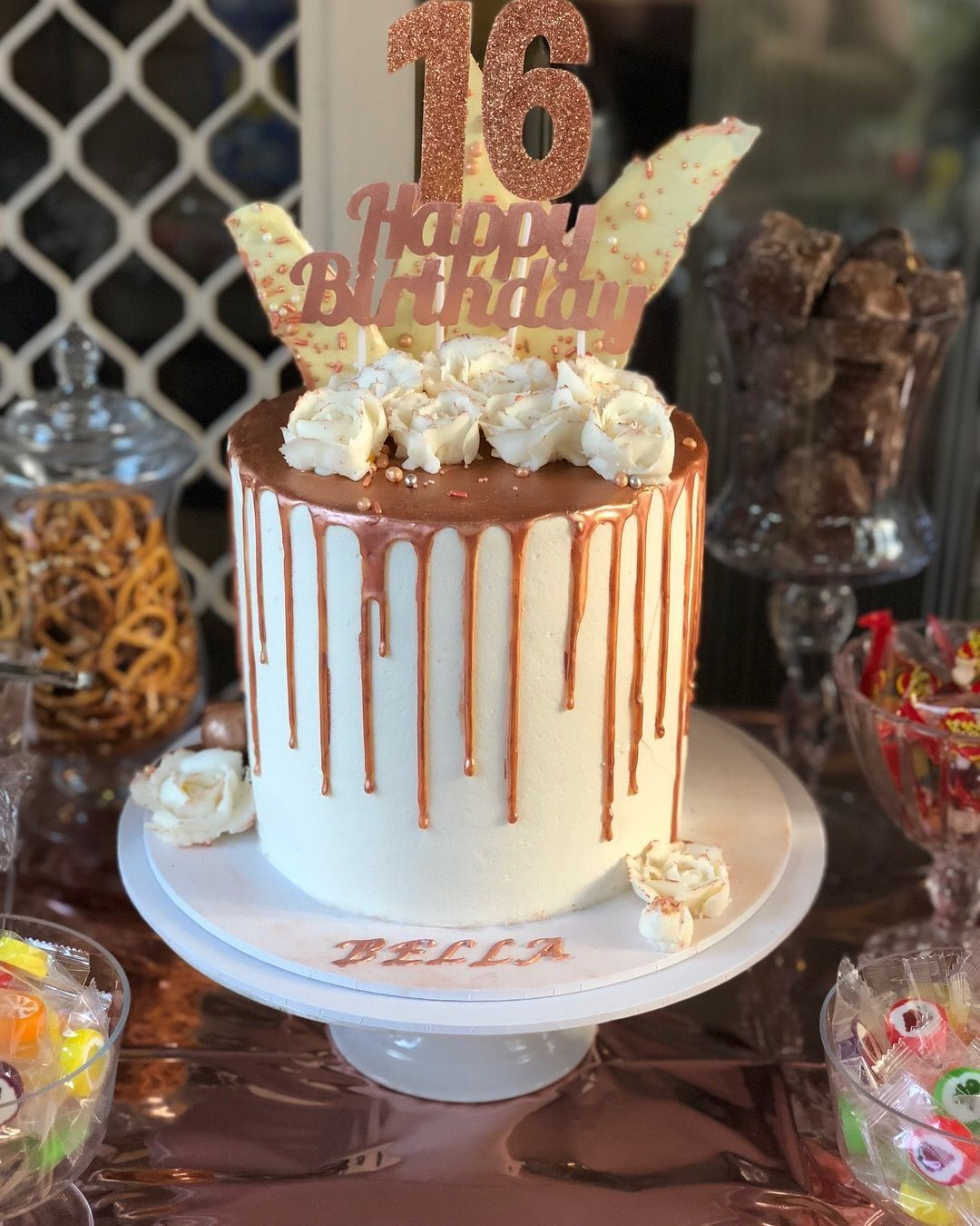 16th birthday party cake 15th birthday cakes 14th