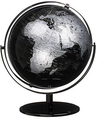 John Lewis Black Globe, Dia. 25.5cm #home #decor #black