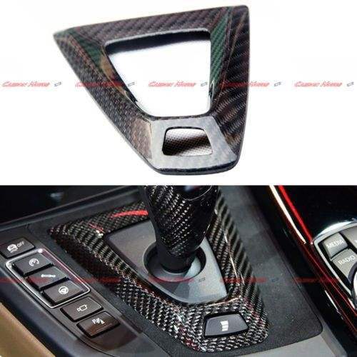For-BMW-F80-M3-F82-M4-Carbon-Fiber-Gear-Shift-Base