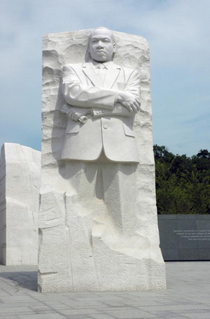 A Photo Of The Martin Luther King Jr National Memorial In