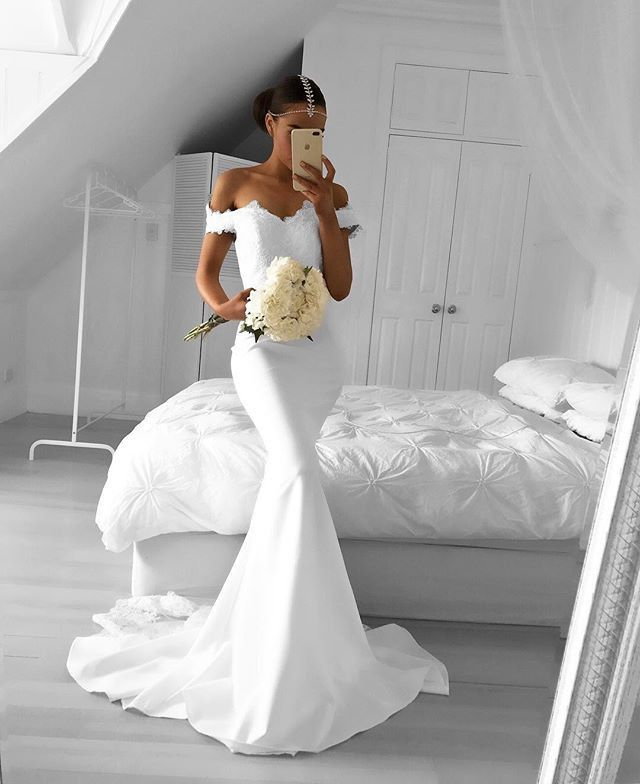 J Adore New Indyana Size 6 Wedding Dress