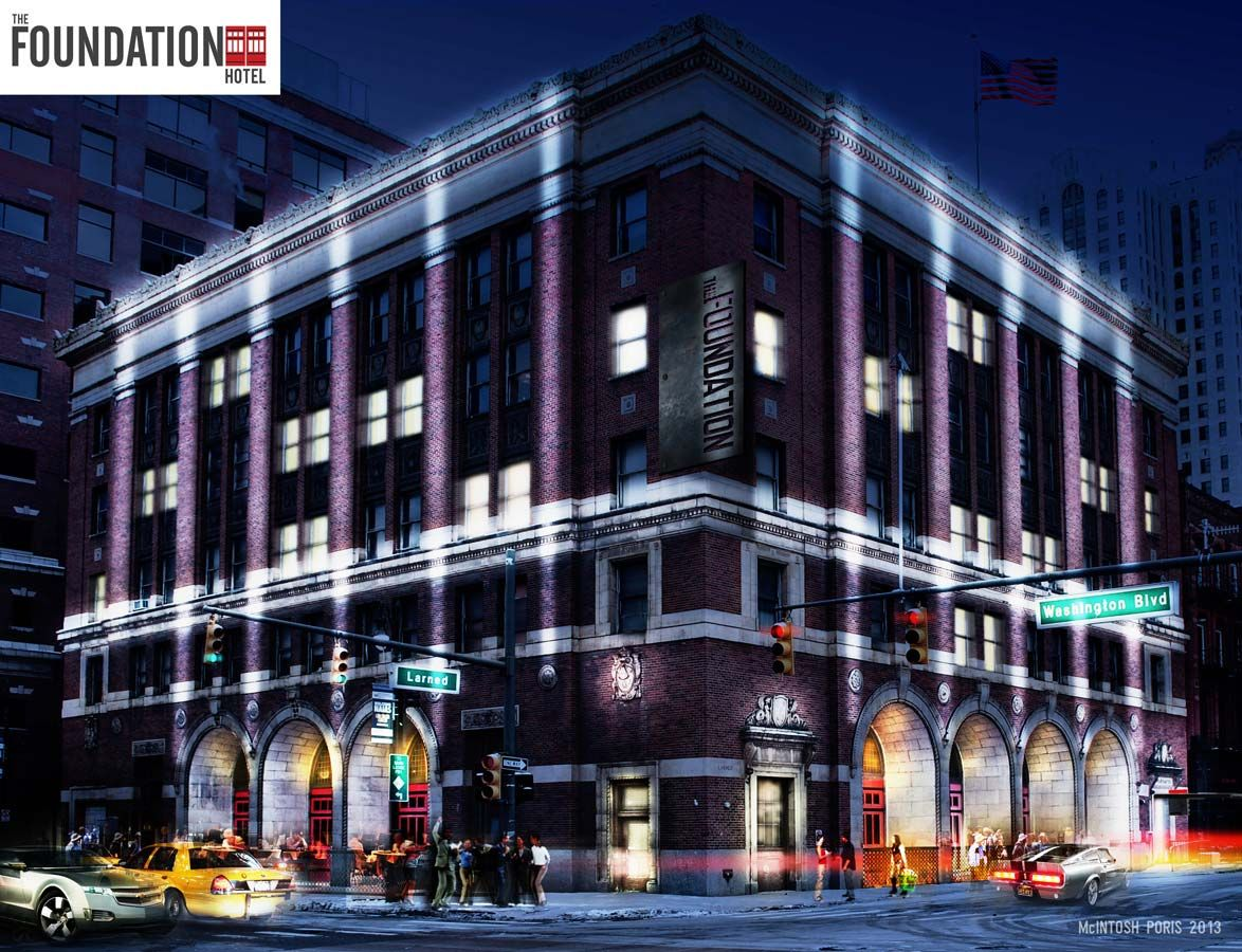 Foundation Hotel 29m Firehouse Remod Arrives Soon