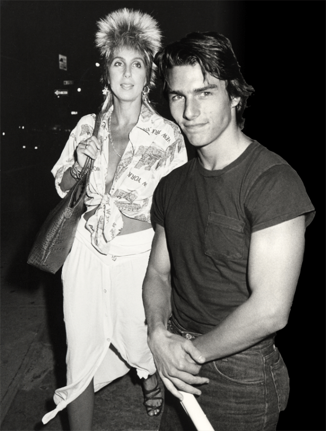 Couple Up: Cher And Tom Cruise