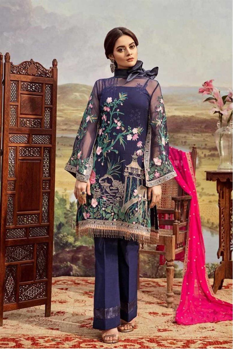 65c8bacdbd ... Imrozia Premium By Serene Nostaligic Climax Chiffon Embroidery  Collection. Pakistani Designer Bridal Suit Salwar Kameez Suits Punjabi  Suits Shawls ...