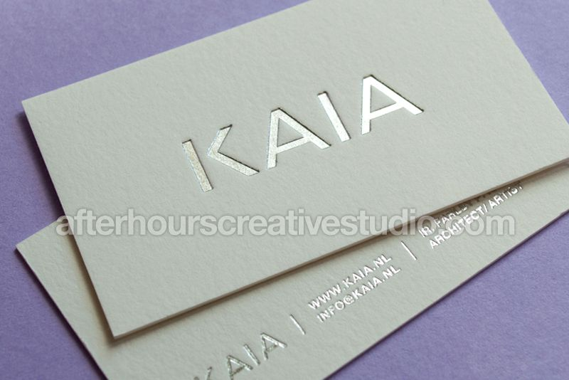 These Velvet Laminated Business Cards are available in custom ...