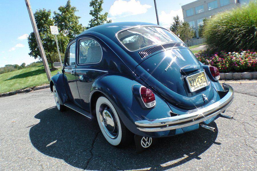 Vintage Volkswagen Beetles Classic 1968 Vw Beetle