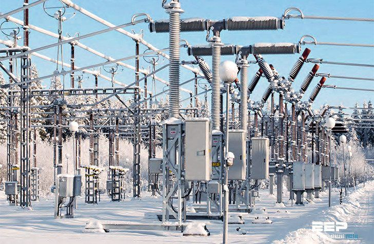 Guidelines For Grounding Of Outdoor High Voltage Power Substation