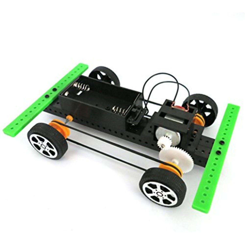 Toys car images  Dreamyth  Set New Powered Toy DIY Car Kit Children Educational