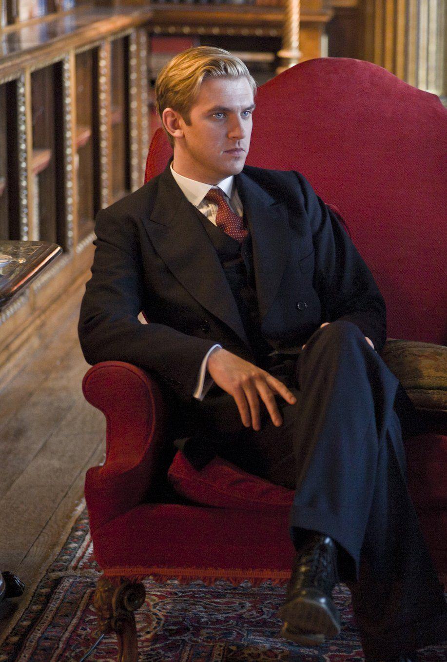 Downton Abbey - Matthew Crawley