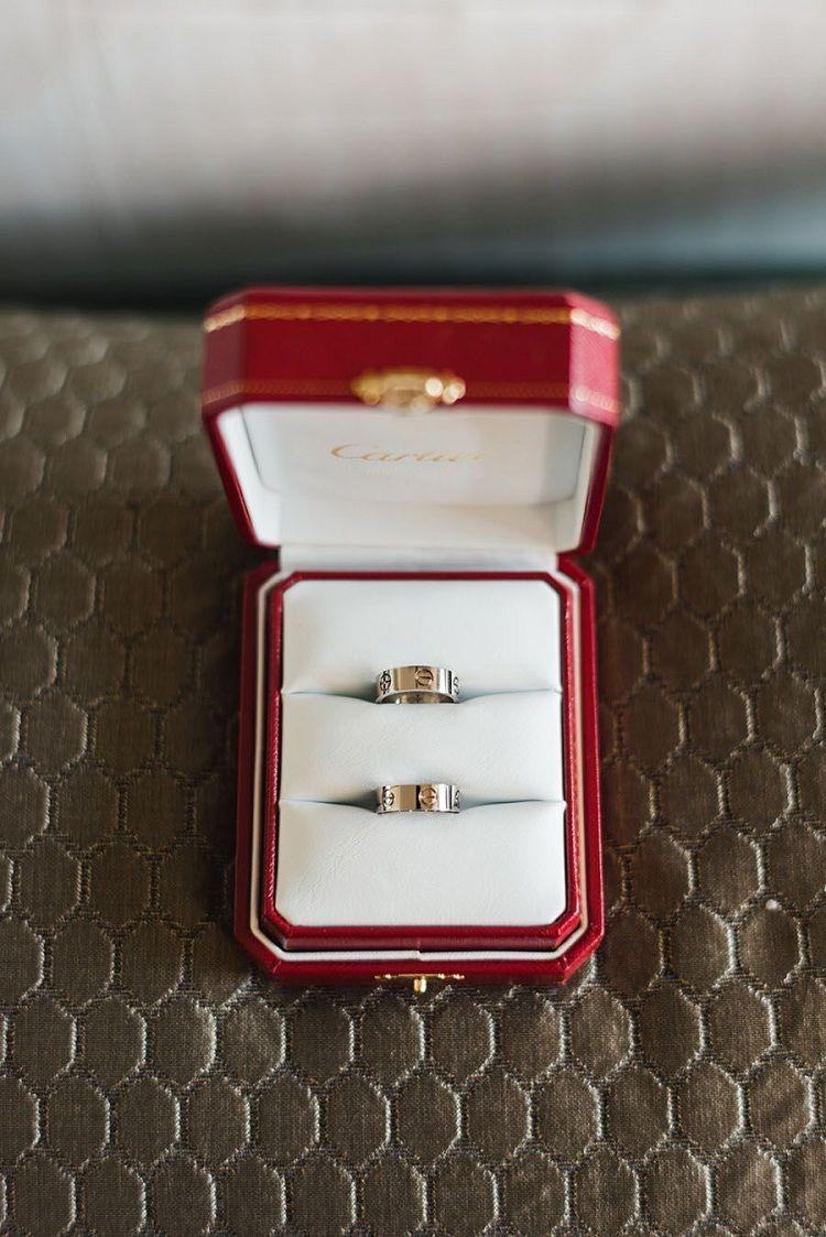 Cartier Wedding Ring Box: Red Wedding Ring Box At Reisefeber.org