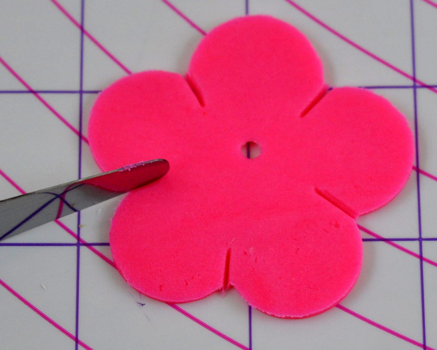 how to make hibiscus fondant flowers - google search | cake