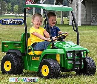 John Deere Toys Charge And Ride Then Of Course This Will Be Next