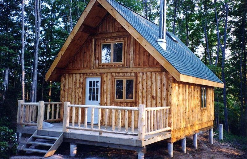 24x24 cabin kit 1 the cost to have a vertical cabin built