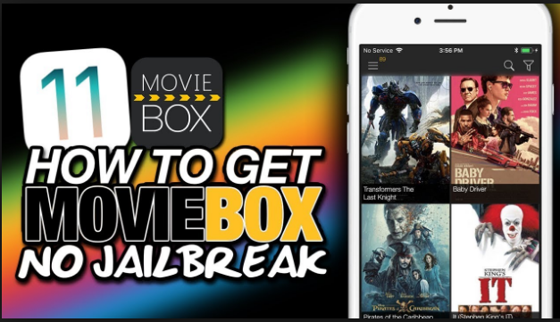 MovieBox for iPhone How to use it in IOS devices like