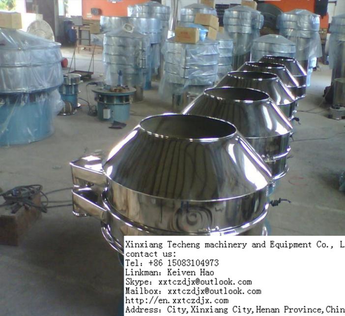 PP material plastic vibrating screen manufacturer PP plastic rotary