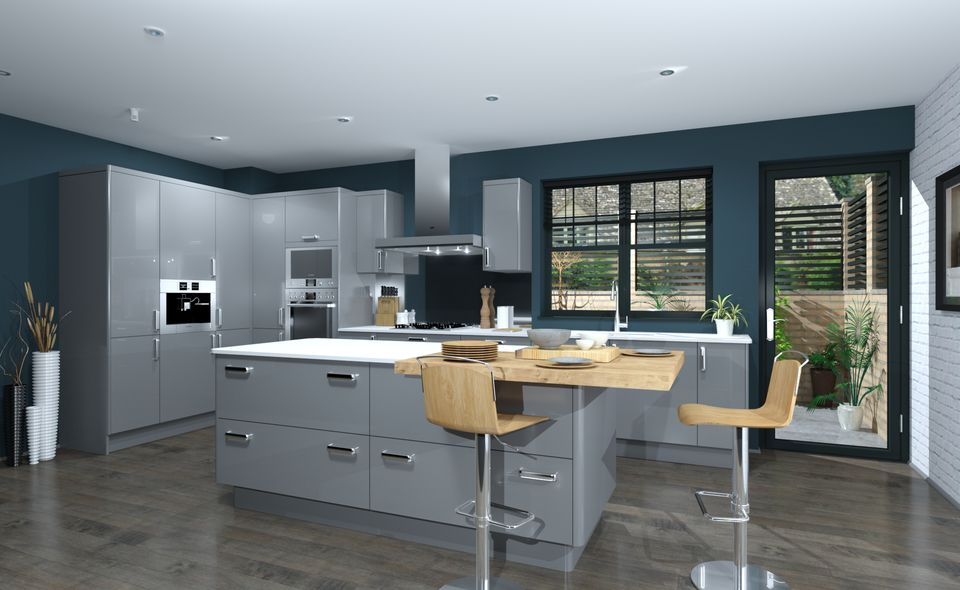 Pin on autokitchen designs and renders