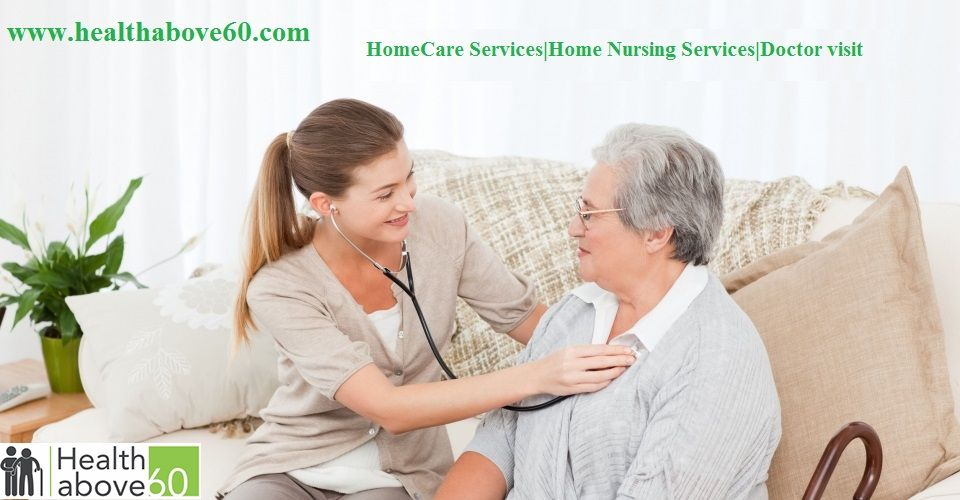 Healthabove60 is a home healthcare services in Chennai