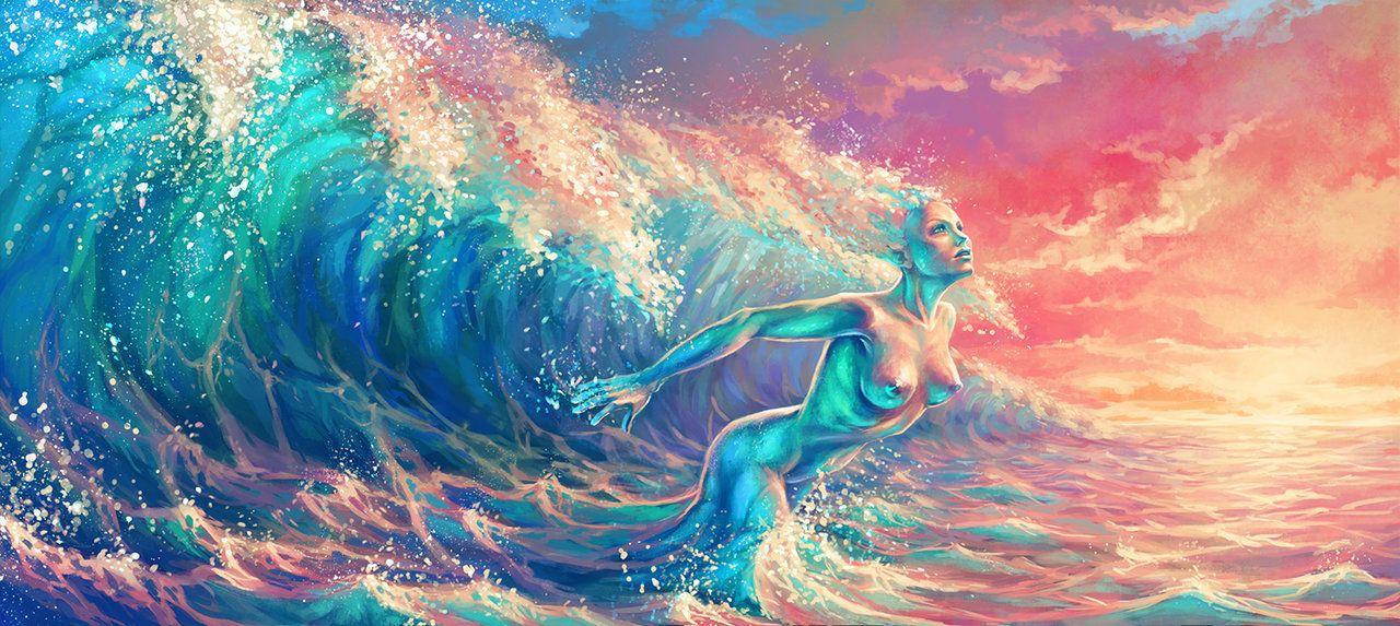 Siren by AnekaShu.deviantart.com on @DeviantArt