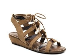 8ca35246be1 Carlos by Carlos Santana Keri Wedge Sandal | Fashion Whenever ...