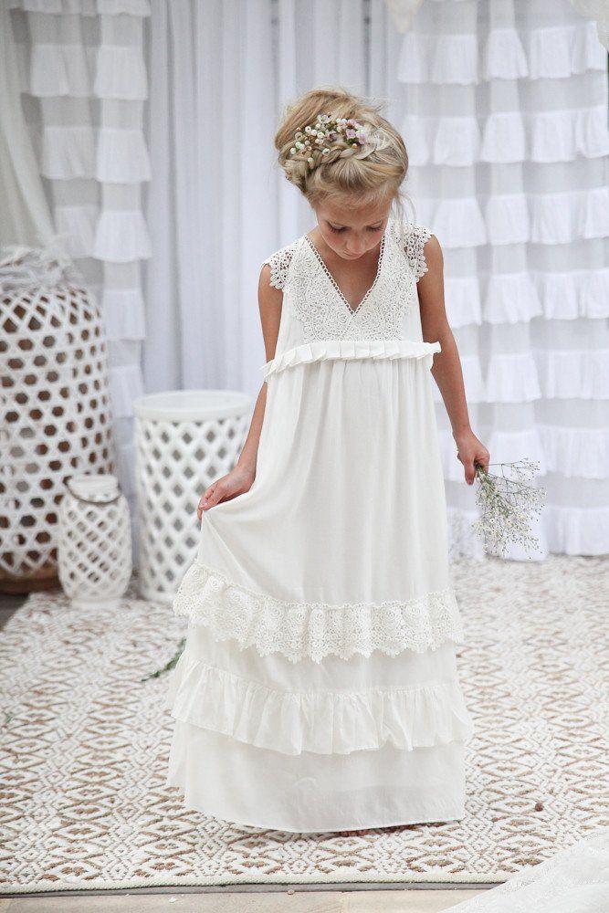 Matisse Maxi Dress - Off white/ Ivory