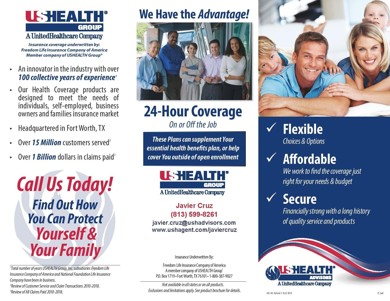 I Can Assist With Finding You A Plan Preventive Care