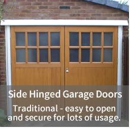 Just know the benefits of installing side hinged garage door just know the benefits of installing side hinged garage door you can install this type of garage door to secured yourself solutioingenieria Choice Image