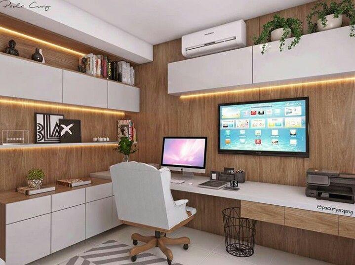 Home office home office bureau aménagement bureau deco bureau