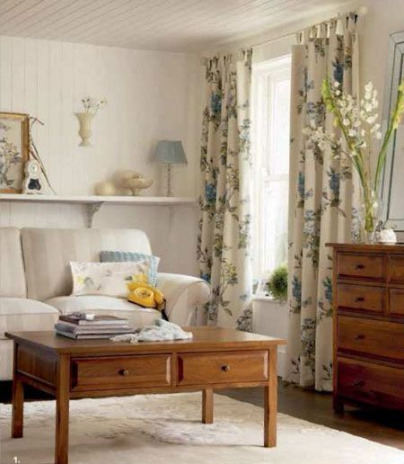 Decoracion vintage de laura ashley decoracion de ambientes pinterest - Decoracion vintage salon ...