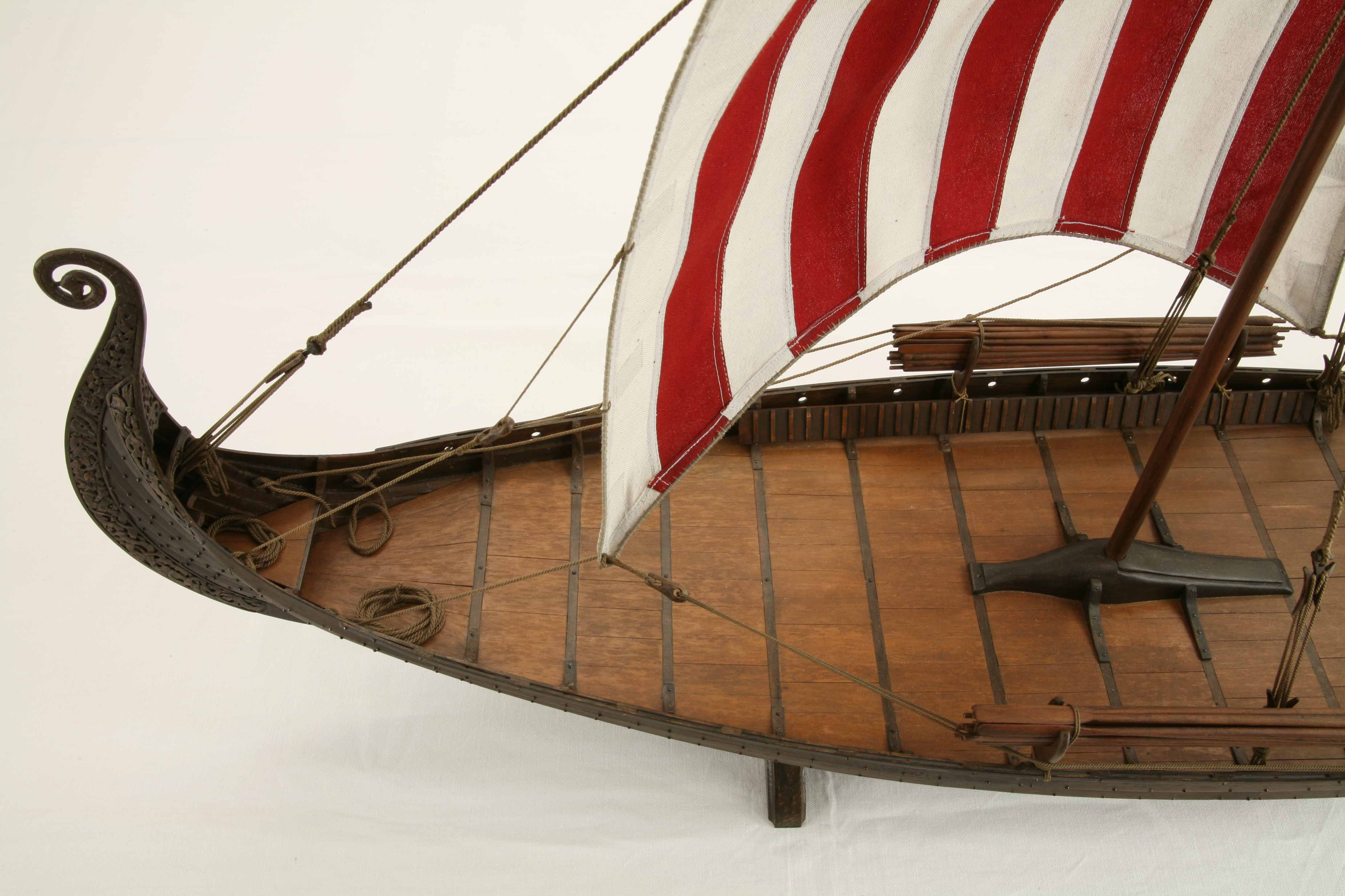 напасть картинки лодка викингов кошельке одно большое