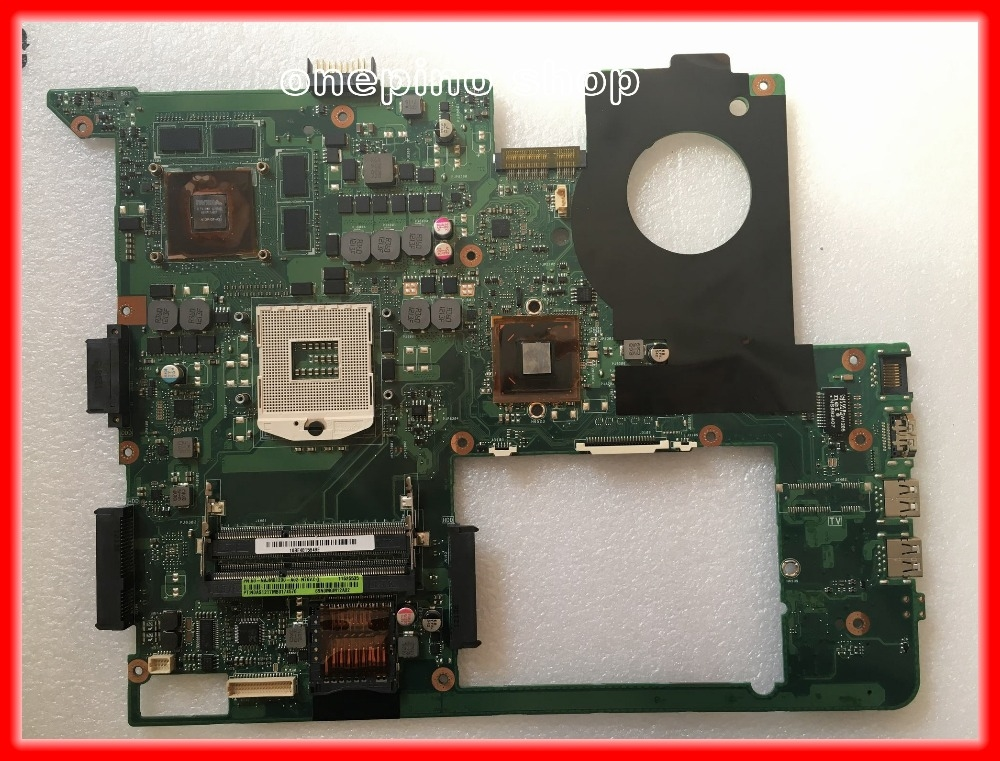 72.25$  Buy now - http://aligls.worldwells.pw/go.php?t=32787099394 - Stock for ASUS N76V N76VZ Laptop Motherboard 2G ram GT650M main board fully tested & working perfect free shipping 72.25$