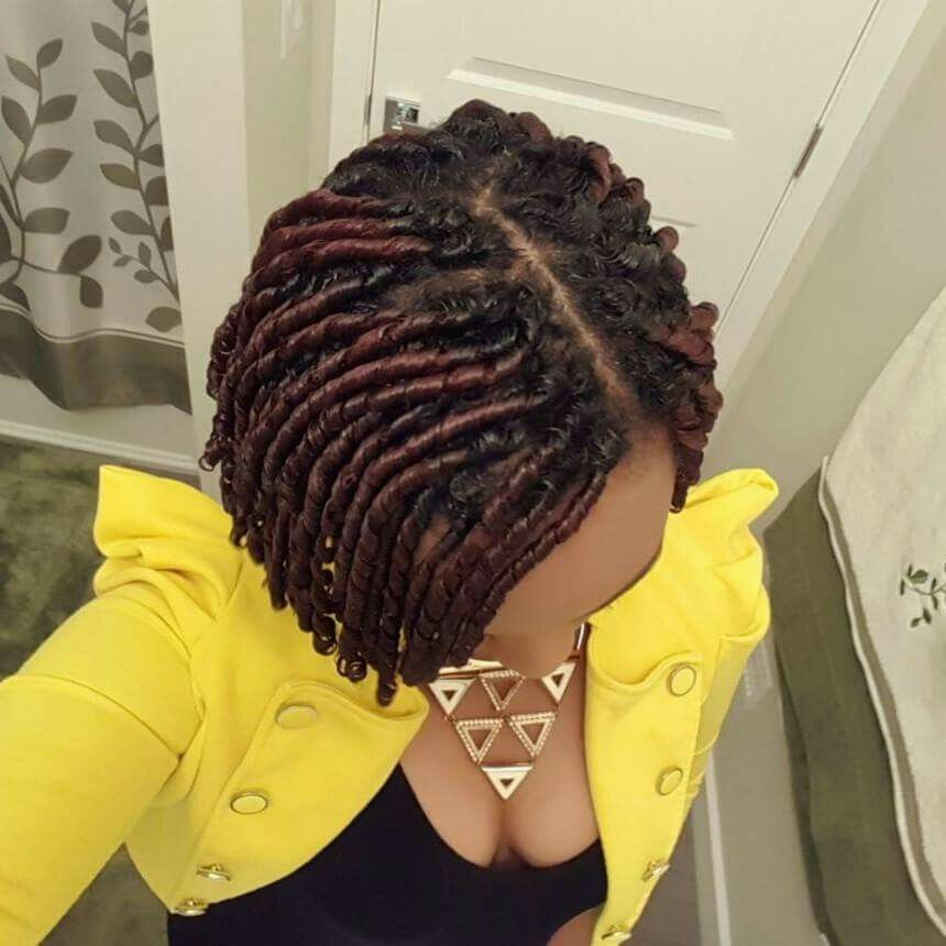 Perfect Finger Coils Natural Hair Coiling Natural
