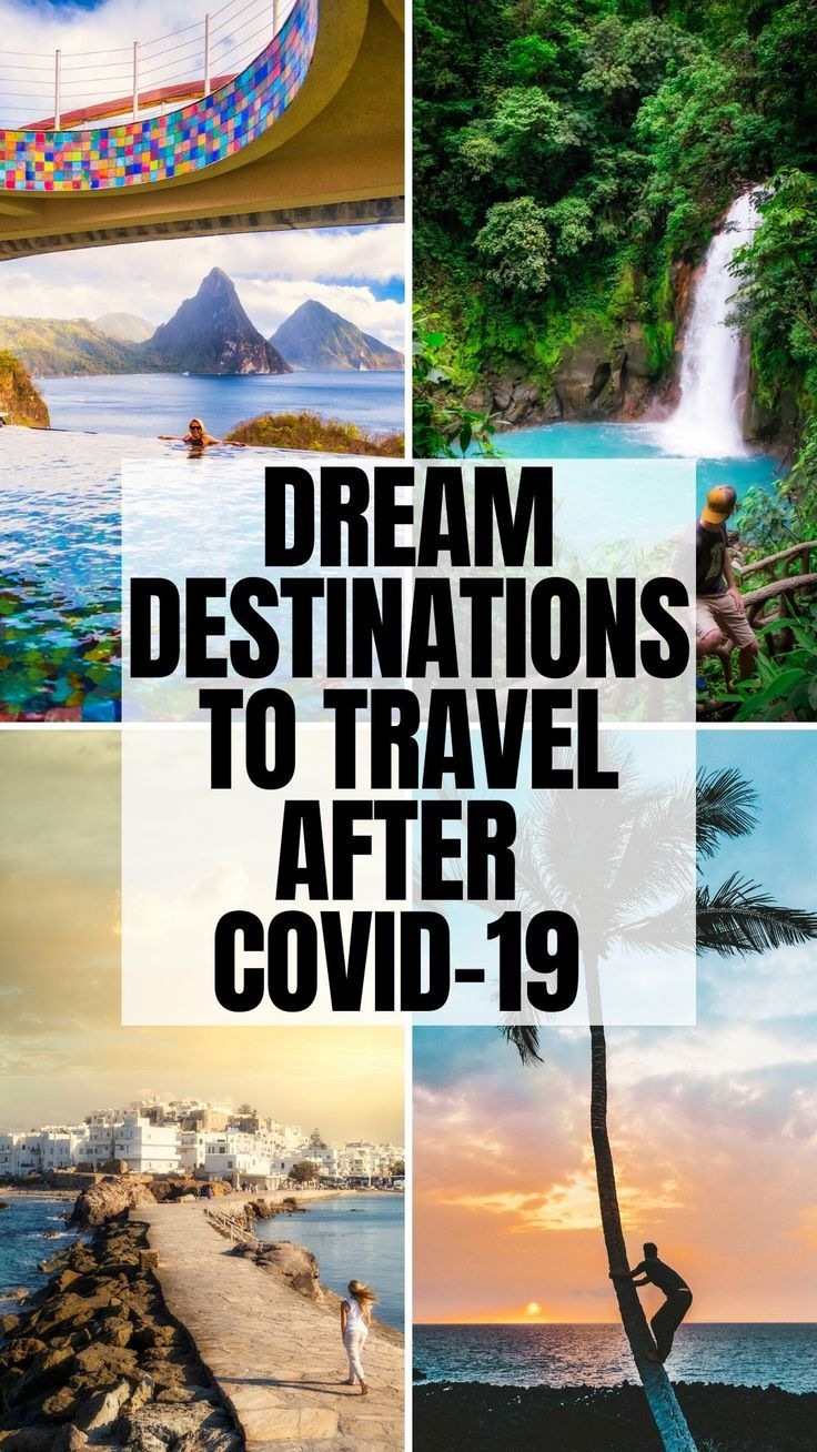 Dream destinations to travel to / Bucket list destinations / Cheap places to travel in your 20s / Best places to travel in the world #bucketlist #dreamdestinations #travel #inyour20s