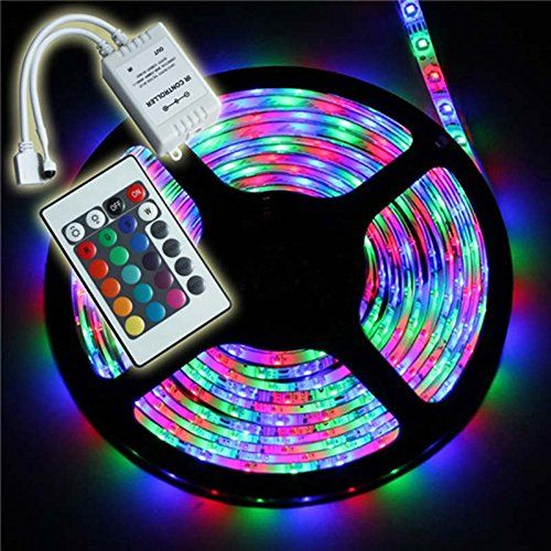 Waterproof LED Strip Lights Only LED Tape Without Plug ...   sc 1 st  Pinterest & Waterproof LED Strip Lights Only LED Tape Without Plug ... https ... azcodes.com