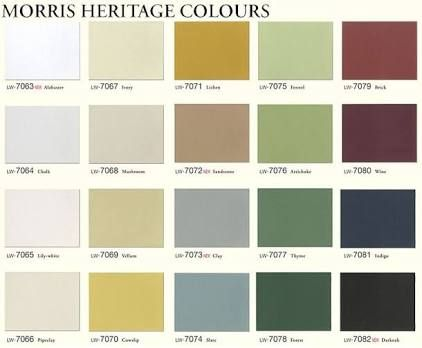 Image Result For Heritage Green Colour Scheme Light Home Colour Schemes Pinterest Interior