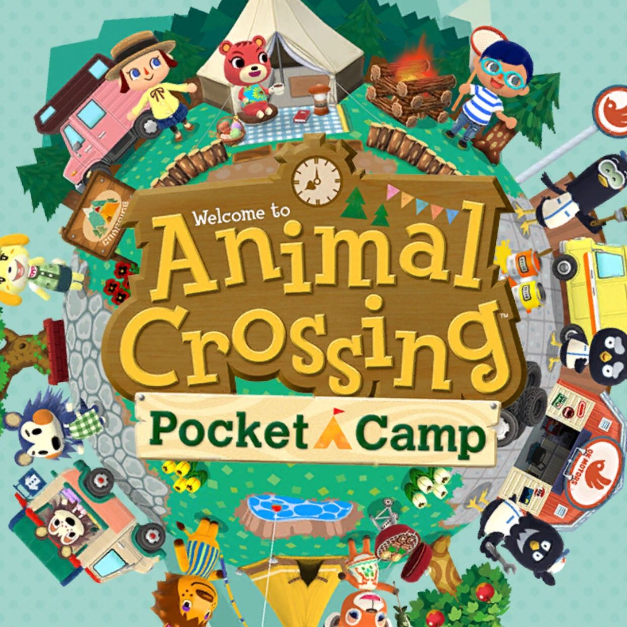 Animal Crossing Pocket Camp Review (With images) Animal