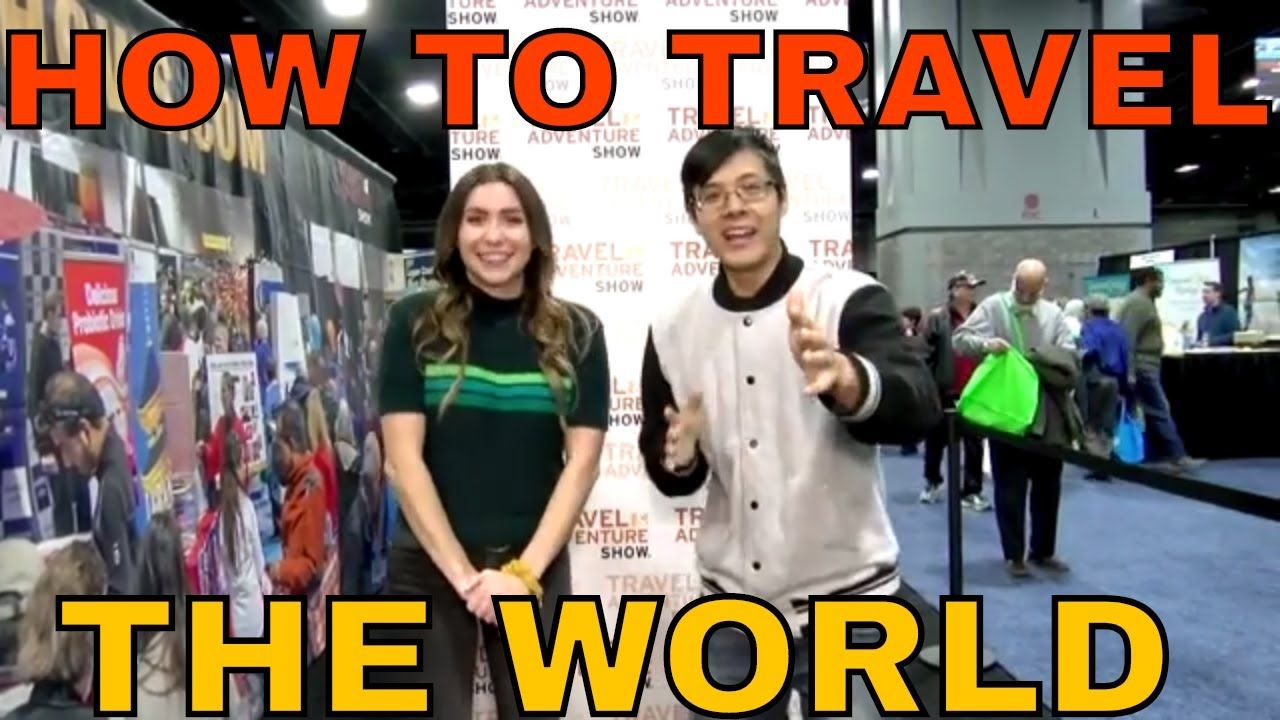 How to travel the world with almost no money while