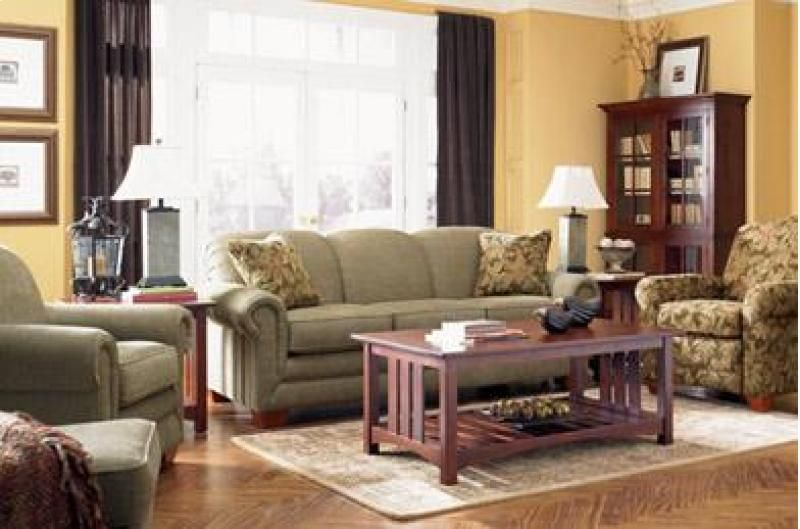 526898 By La Z Boy In Missoula Mt Mackenzie Premier Stationary Sofa Family Room Furniture Cool Couches Living Room Decor