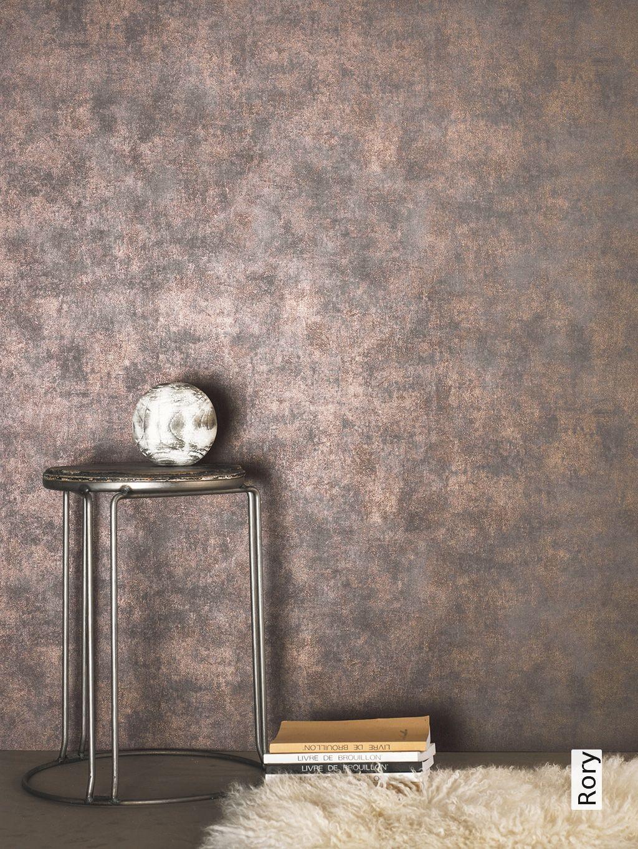 Rory | Tapeten, Wandgestaltung und Wandfarbe