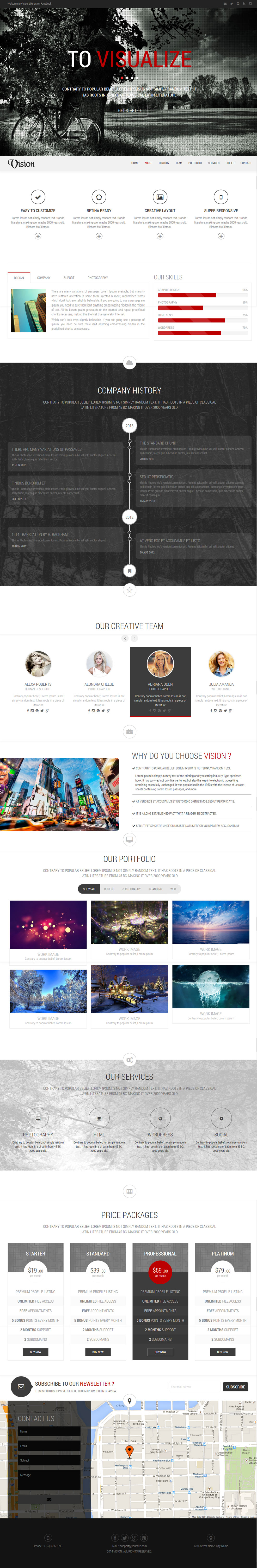 Web Development Company | Template, Resume styles and Web themes